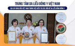 Trung tâm Da liễu Việt Nam tiến hành khám và tư vấn miễn phí nám da, tàn nhang