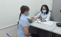 Bác sĩ Phương của Trung tâm Phụ khoa Đông y Việt Nam