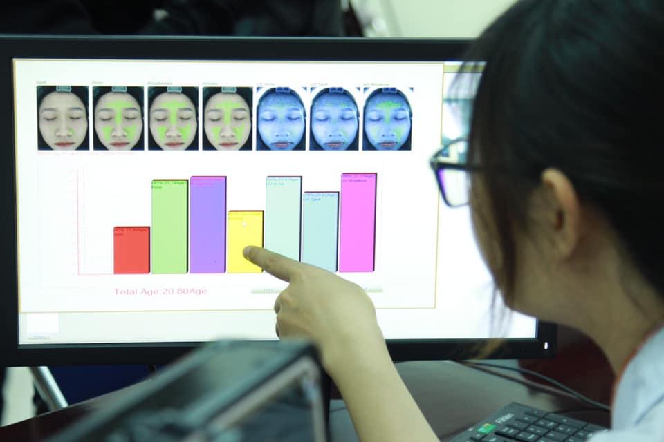 Công ty CP Nghiên cứu Da liễu Đông y Việt Nam đồng hành cùng sinh viên trong sự kiện Vì vẻ đẹp của một nửa thế giới 5