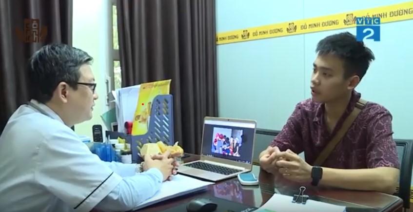 Lương y Đỗ Minh Tuấn tư vấn chữa yếu sinh lý