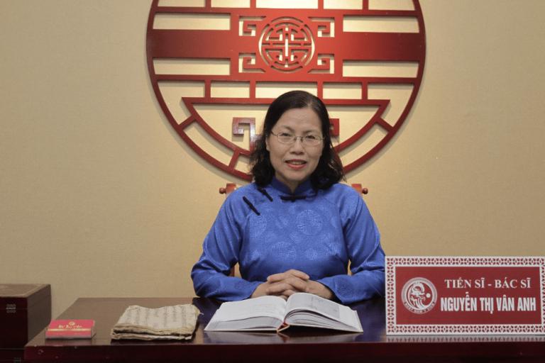 Tiến sĩ Nguyễn Thị Vân Anh - bác sĩ tại Nhất Nam Y Viện