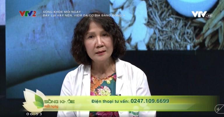 Bác sĩ Tuyết Lan tư vấn cách điều trị vảy nến, viêm da cơ địa