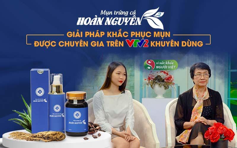 Bác sĩ Nhuần chia sẻ trong chương trình Vì sức khỏe người Việt VTV2