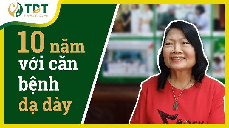 Cô Minh Hiền chia sẻ