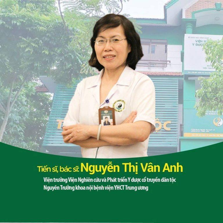 Bác sĩ Vân Anh