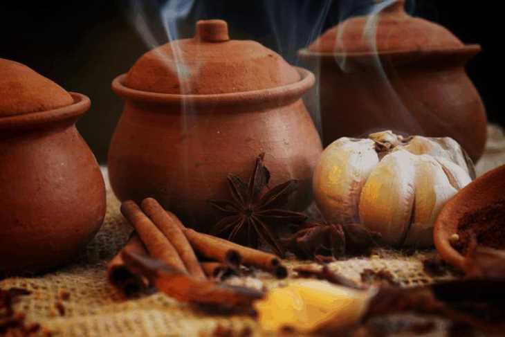 Nhằm giữ tối đa dược tính của đông trùng hạ thảo người bệnh nên dùng nôi đất để nấu