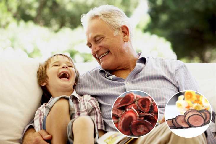 Nhung hươu giúp bổ sung dinh dưỡng, ổn định nhịp tim, huyết áp cho người già