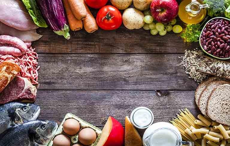 Mề đay nên ăn những thực phẩm lành mạnh