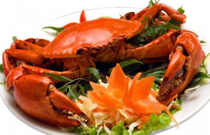 Tuyệt đối kiêng các loại hải sản khi đang dùng thuốc Bắc