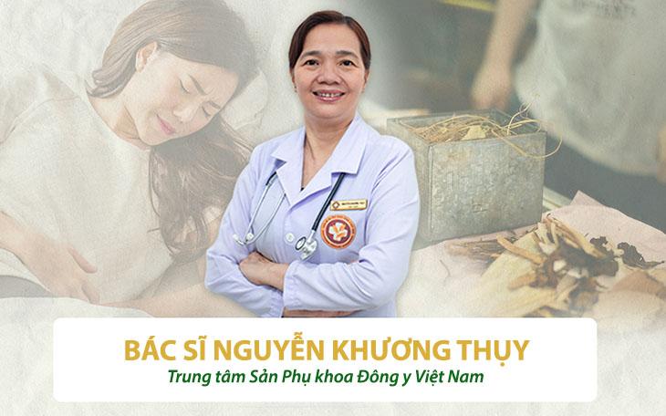 Bác sĩ Nguyễn Khương Thụy là một trong những chuyên gia sản phụ khoa hàng đầu, được nhiều chị em phụ nữ tin tưởng