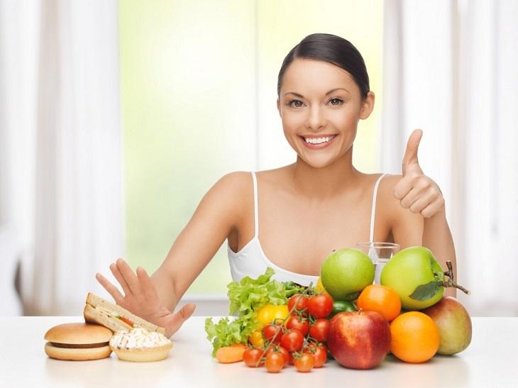 Người bệnh cần xây dựng chế độ ăn uống khoa học để nhanh chóng cải thiện triệu chứng