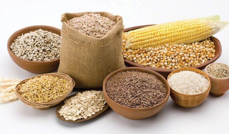 Ngũ cốc nguyên cám là thực phẩm người bệnh á sừng nên ăn