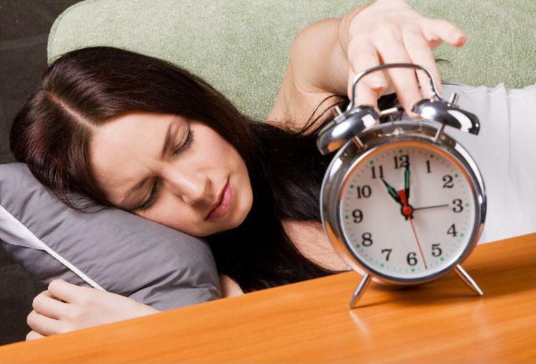 Bị mề đay khiến cho mẹ bầu rơi vào tình trạng mất ngủ, mệt mỏi