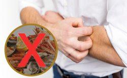 bị phong ngứa không nên ăn gì