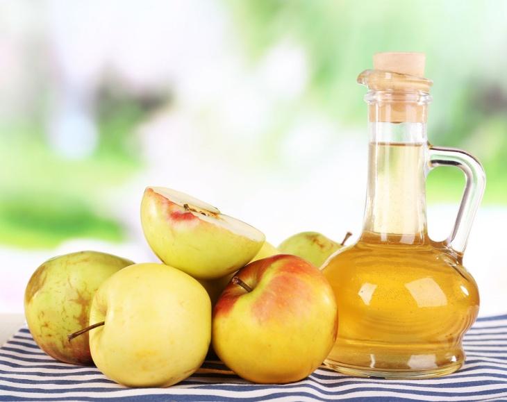 Dầu dừa và giấm táo 2 nguyên liệu dễ kiếm, mang lại nhiều tác dụng với làn da