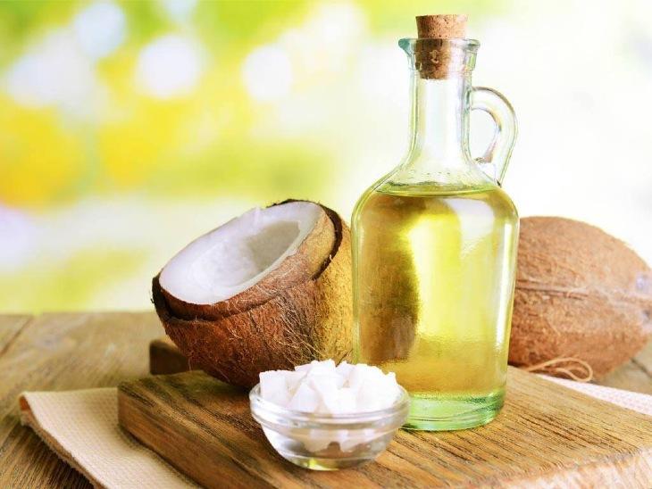 Kết hợp dầu dừa và tỏi để hiệu quả rõ rệt hơn