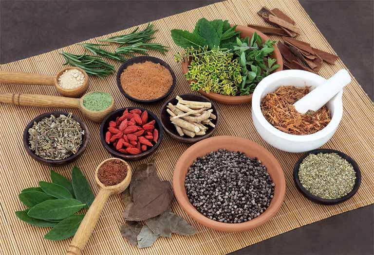 Thuốc Đông y có thành phần 100% dược liệu từ thiên nhiên