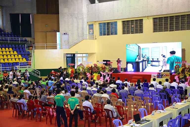 Trung tâm Thuốc dân tộc cơ sở 145 Hoa Lan long trọng tổ chức kỷ niệm 6 năm thành lập