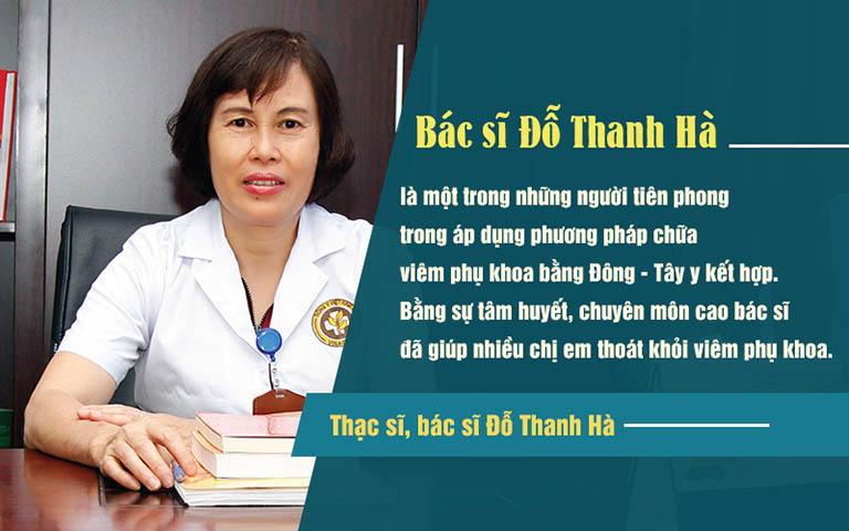 """Bác sĩ Đỗ Thanh Hà - """"bà mụ"""" mát tay chữa vô sinh, hiếm muộn"""