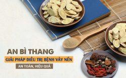 An Bì Thang chữa vảy nến