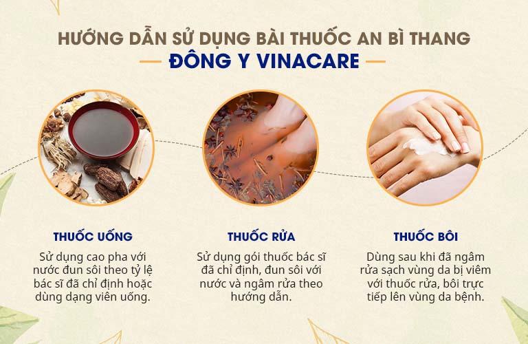 An Bì Thang với cách sử dụng đơn giản đem lại sự tiện lợi cho người bệnh