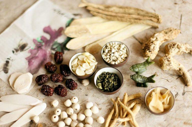 Các bài thuốc Đông y được bào chế từ 100% dược liệu quý từ thiên nhiên