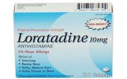Thuốc Loratadine là thuốc gì? Hướng dẫn sử dụng thuốc Loratadine