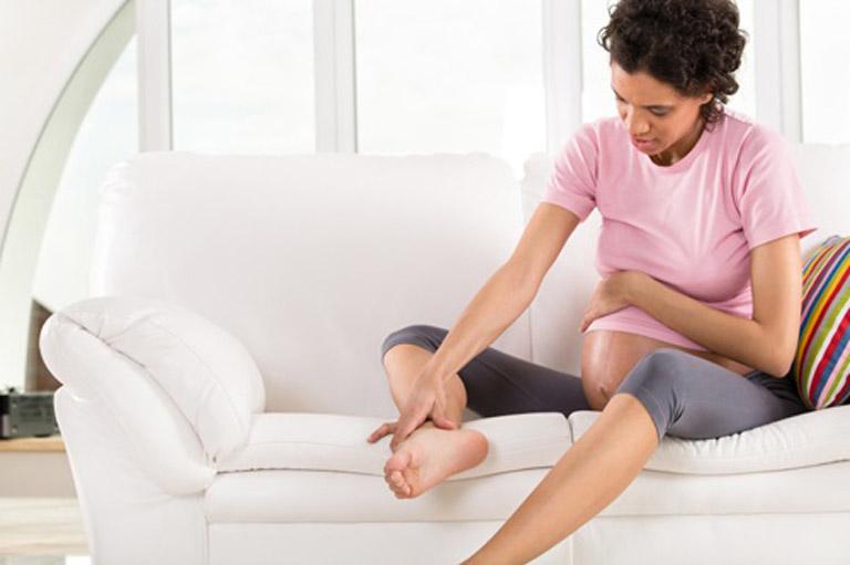 Mẩn ngứa khi mang thai có thể gây nhiều biến chưng nguy hiểm