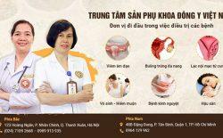 Trung tâm Sản Phụ khoa Đông y Việt Nam - nơi quy tụ nhiều chuyên gia y học cổ truyền hàng đầu