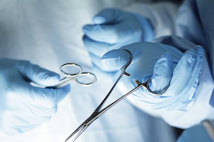 Phương pháp phẫu thuật có thể được chỉ định trong một só trường hợp đặc biệt