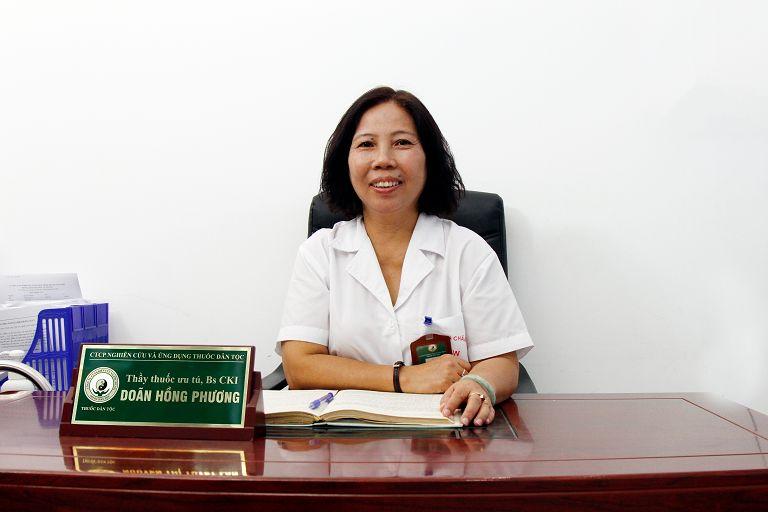 Bác sĩ Doãn Hồng Phương: Bàn tay vàng cấy nên điều kỳ diệu, thắp sáng niềm tin cho bệnh nhân mắc bệnh nan y, mãn tính