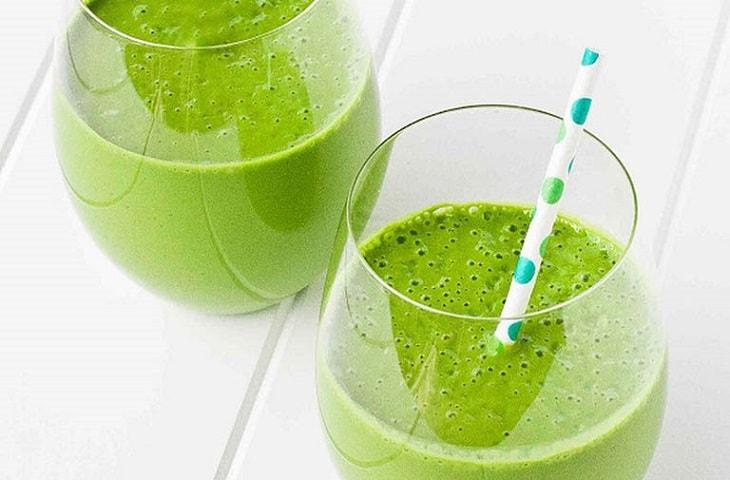 Uống nước lá giúp cơ thể tốt từ bên trong cơ thể
