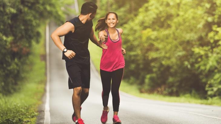 Nên tập luyện thể dục thể thao điều độ