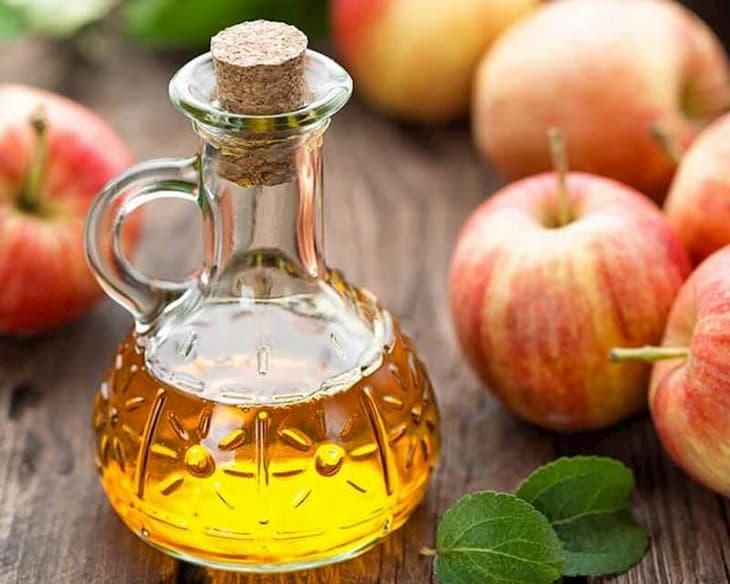 Giấm táo có công dụng rất tốt tới làn da