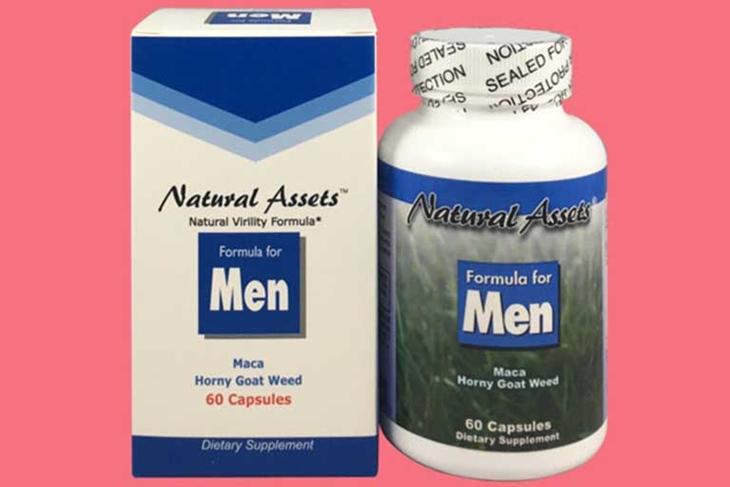 Nam giới bị yếu sinh lý có thể sử dụng Formula For Men