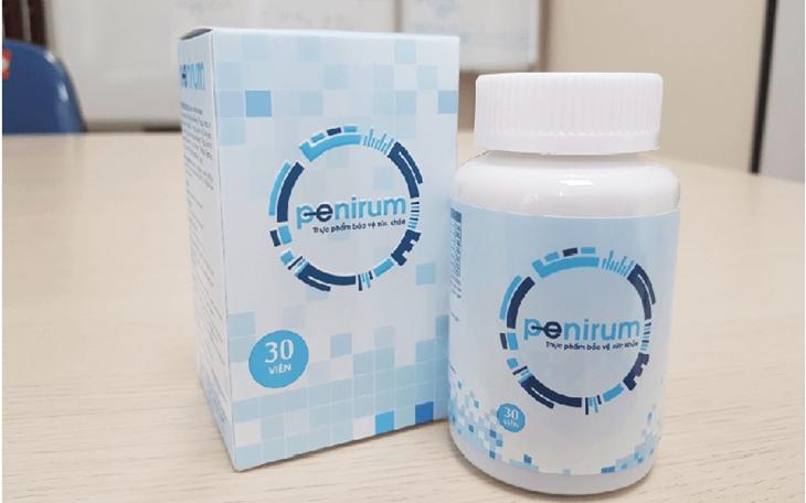 Penirum giúp tăng cường khả năng sinh lý hiệu quả