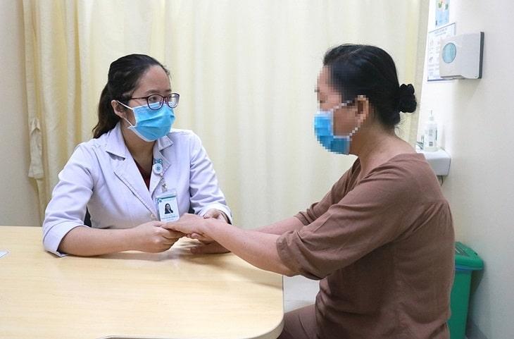Sớm thăm khám để tìm ra nguyên nhân và cách chữa