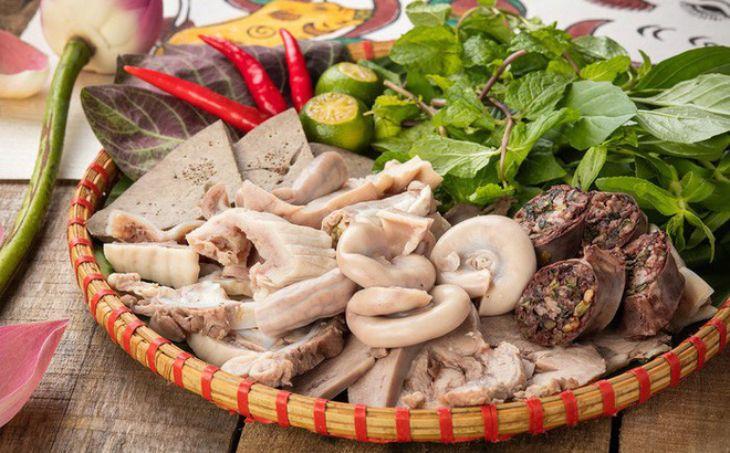 Yếu sinh lý nên kiêng ăn nội tạng động vật