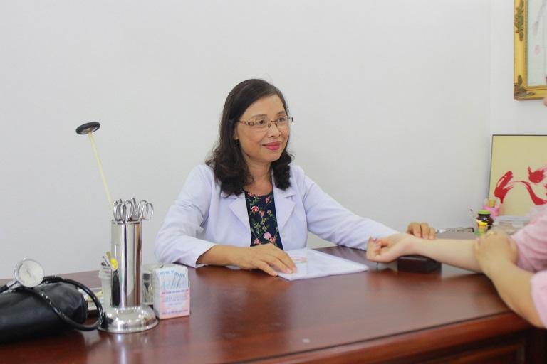 Thạc sĩ bác sĩ Nguyễn Thị Thư - Nguyên Viện trưởng Viện Y Dược học dân tộc TP. HCM
