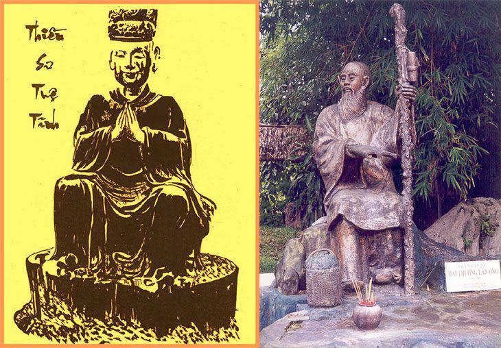 Thiền sư Tuệ Tĩnh luôn là người được nhân dân xem trọng