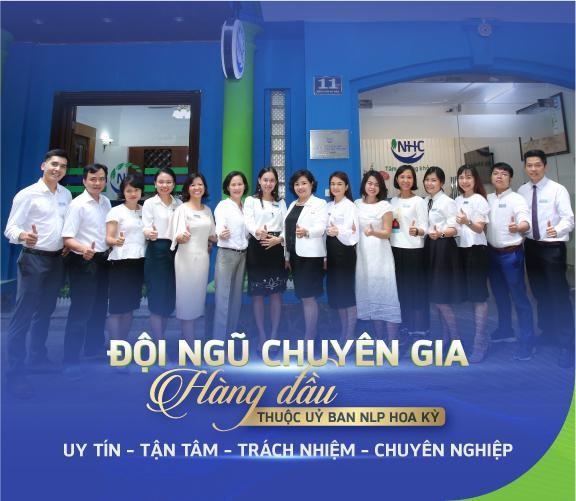 Đội ngũ các chuyên gia tâm lý (Master Coach) của Trung tâm Tâm lý trị liệu NHC Viêt Nam