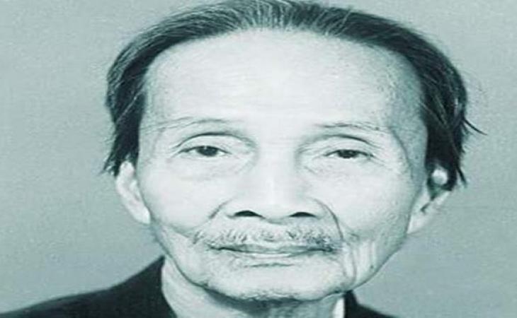 Hình ảnh giáo sư Hồ Đắc Di