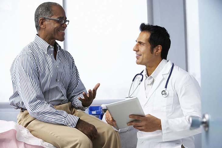Các chẩn đoán lâm sàng giúp bác sĩ nắm bắt sơ bộ tình trạng liệt dương