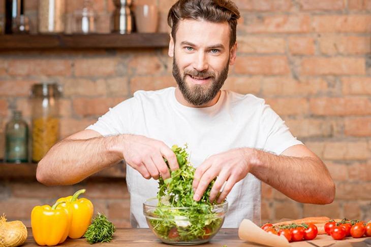 Chế độ dinh dưỡng đóng vai trò quan trọng trong điều trị bệnh