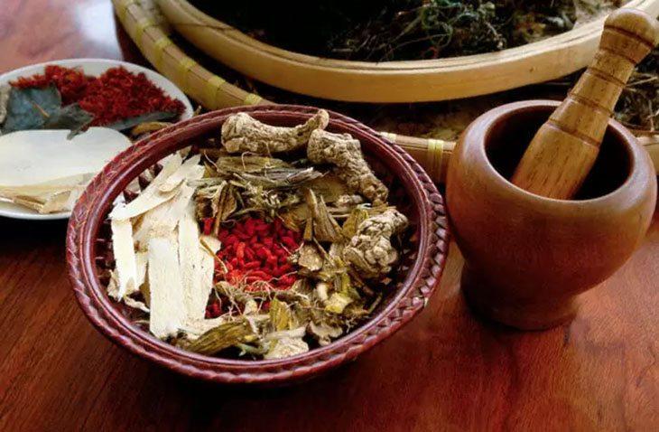 Thuốc Đông y đã được sử dụng từ lâu trong điều trị bệnh lý nam khoa