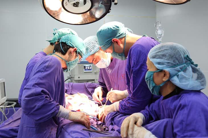 Nối thông động mạch đem lại hiệu quả điều trị cao