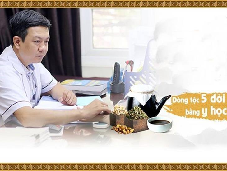 Bác sĩ Đỗ Minh Tuấn đánh giá rất cao phương pháp trị rụng tóc của TTDLĐYVN