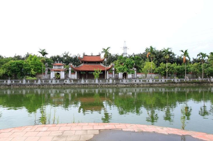 Đền thờ đại danh y Tuệ Tĩnh