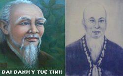 Thiền sư Tuệ Tĩnh - Đại danh y của nền y học cổ truyền dân tộc