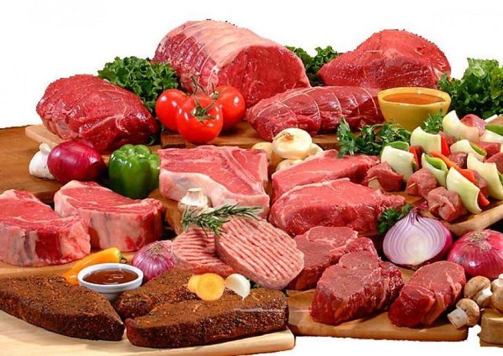 """Với hàm lượng sắt và protein cao, thịt đỏ lọt danh sách """"bị tinh trùng yếu nên ăn gì?"""